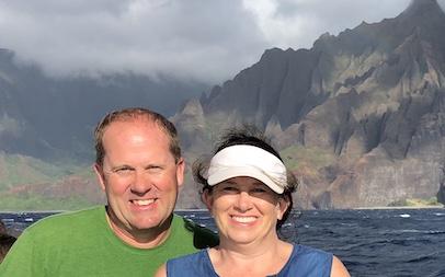 Gary and Tracey (non-retina)